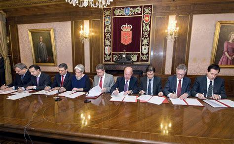 banco caja siete sodena firma convenios con siete bancos y cajas para la