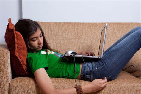 tiny petite teen model sleeping how parents can help kids sleep better us news