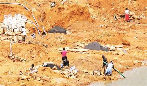 Find In Nigeria Nickel Found In Kaduna Exploration Deal Sealed With
