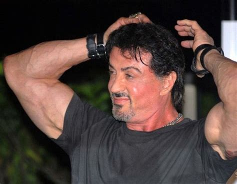 stallone measurements sylvester stallone height weight and measurements