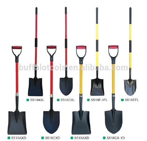 Sekop Alat Berkebun fiberglass menangani sekop sekop garpu alat konstruksi alat berkebun menggali alat id produk
