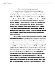 Introduction To Adhd Essay by College Essays College Application Essays Adhd Essay