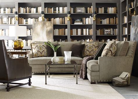 bernhardt living room furniture cantor sectional dorval huntington square bernhardt