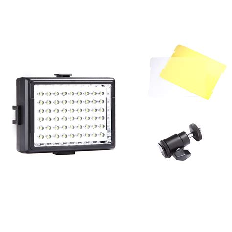 Sevenoak Led Light Sk Led sevenoak led light 54 led sk led54b black jakartanotebook