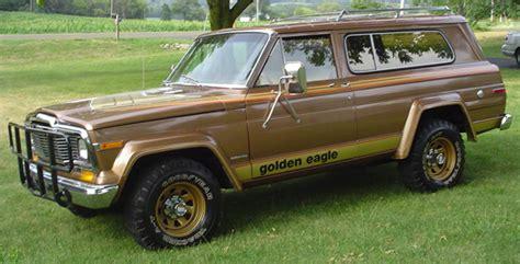 jeep cherokee golden eagle 1979 jeep cherokee golden eagle