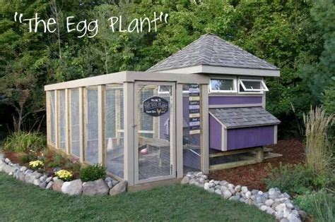 amazing chicken coop outside pinterest