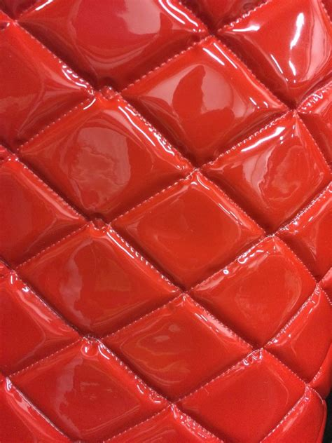 patent leather upholstery fabric red patent quilted vinyl fabric with 3 8 quot foam backing