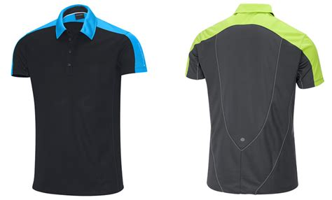 Shirt With Fan Keep You Cool Green And Geeky by Galvin Green Ventil8 Plus Keeps You Cooler Golfalot