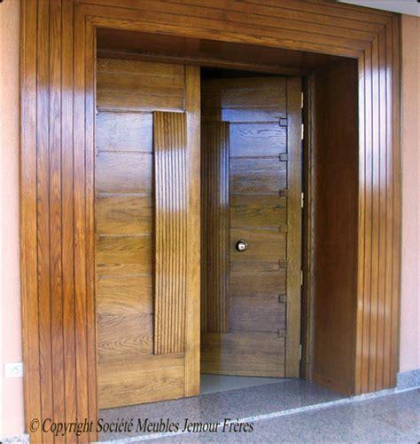 comment choisir sa porte d entrée 4268 porte d entr 233 e en bois exterieur moderne urbantrott