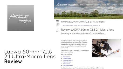 Laowa 60mm F2 8 2x Ultra Macro Lens For Nikon F laowa 60mm f 2 8 2x ultra macro laowa lenses