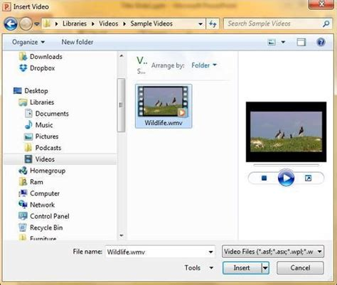 audio format in ppt adding audio video in powerpoint 2010 the highest