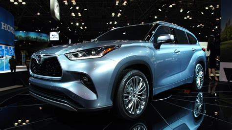 2020 toyota suv 2020 toyota highlander preview consumer reports