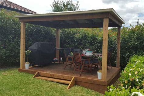Buy customised gazebos aarons outdoor living