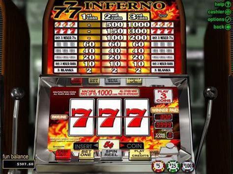 play  triple  inferno slots   bonus