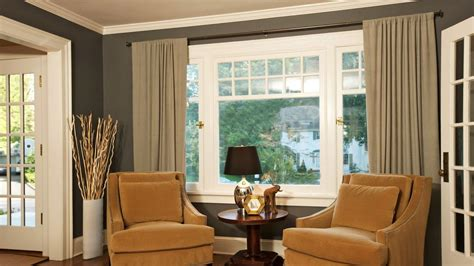 picture window treatments big window treatments large window treatments and why