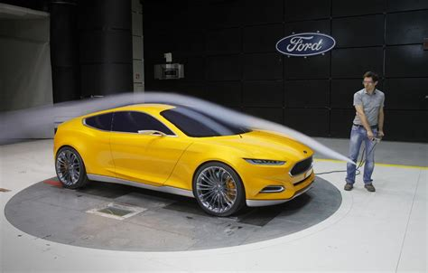 future ford ford evos concept to introduce kinetic design 2 0 in