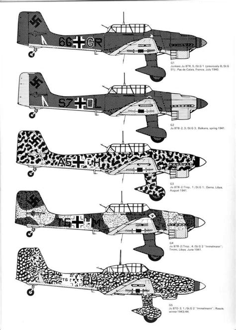 libro luftwaffe in colour volume 297 best ju 87 images on air force luftwaffe and aircraft