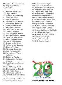 Magic Treehouse Series Book List - magic treehouse series list mr a pinterest magic