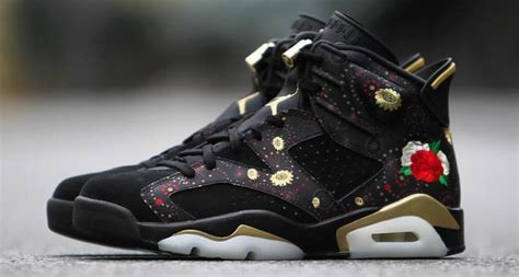new year retro 6 air 6 new year preview kicks