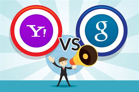 Google and Yahoo: Their Similarities and Distinctions