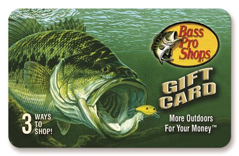 Bass Pro Gift Card - illinois outdoors outdoor news