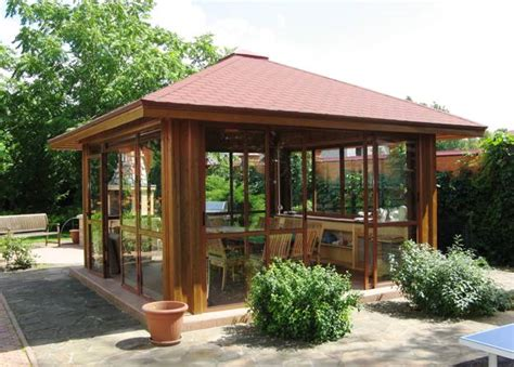 backyard with gazebo 22 beautiful garden design ideas wooden pergolas and