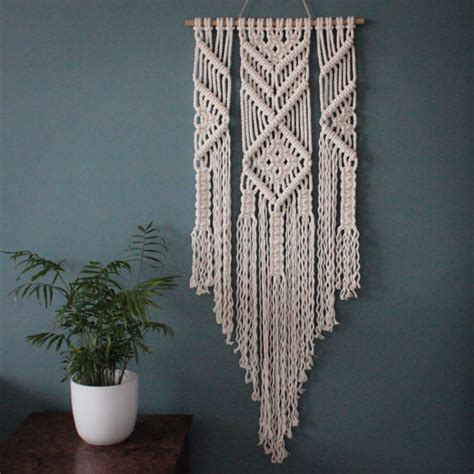 Macrame Wall - macrame wall hanging gt gt 100 cotton cord in