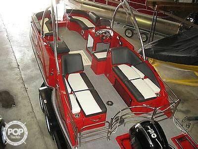 caravelle razor boats for sale 2014 used caravelle 249 razor pontoon boat for sale