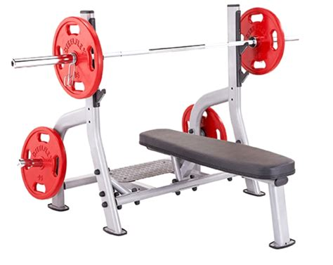 olympic weight lifting bench steelflex nofb olympic flat weight lifting bench