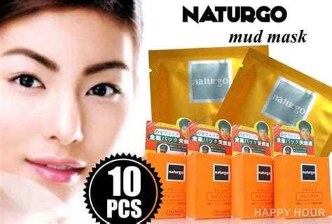 Masker Naturgo Satu Box naturgo 10pcs berantas komedo sai tuntas no box