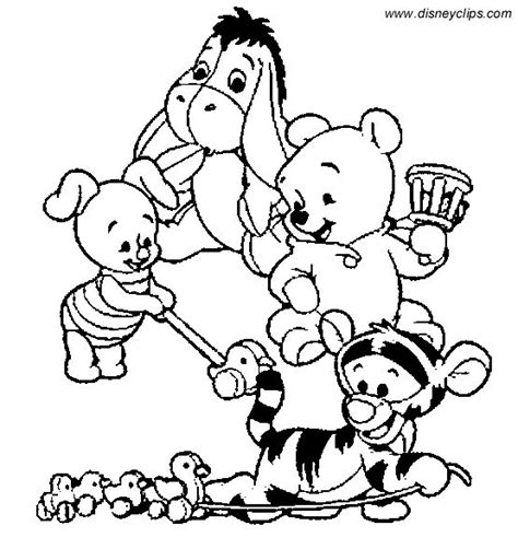 coloring pages winnie the pooh baby 116 best teddy bears coloring art print pages colouring
