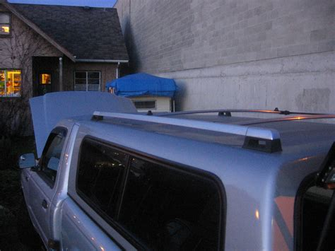 Cer Shell Roof Rack by Semi Truck Fiberglass Roofs Pictures To Pin On