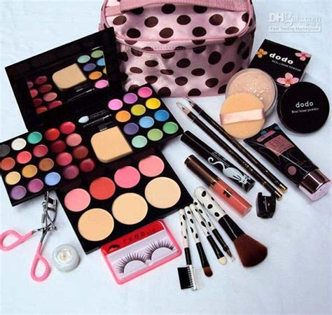 Sets Import Real Pict image gallery makeup sets