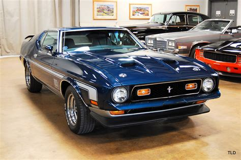 ford mustang 1971 mach 1 1971 ford mustang mach 1
