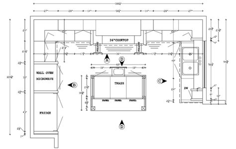 Kitchen Designs And Layouts Kitchen Layout Kitchen And Dining