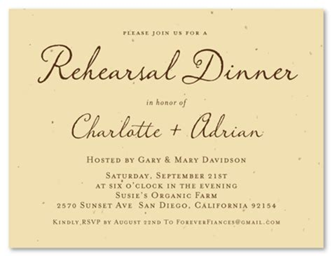 Green Rehearsal Dinner Invitations Antique Script By Foreverfiances Weddings Rehearsal Dinner Invitation Template Word