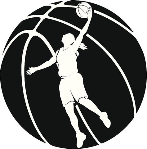 basketball clipart black and white basketball team clip in black and white 101 clip
