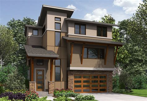 nw home plans eye catching northwest house plan 23618jd