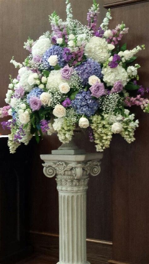 Beautiful Wedding Flower Arrangements by 214 Best Church Altar Arrangements Images On