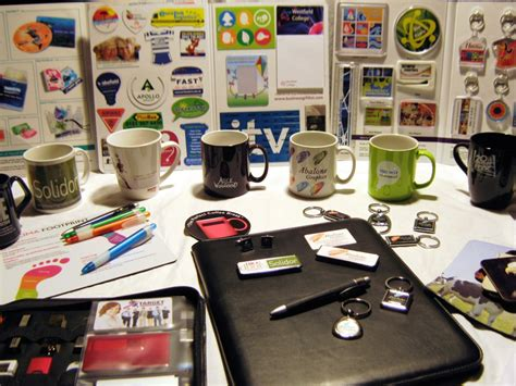 Company Giveaways With Logo - how promotional products can help your business the local brand 174