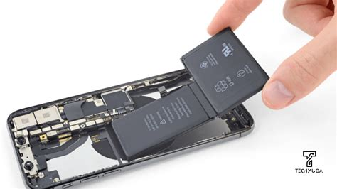 iphone battery replacement iphone x battery replacement repair guide step by step techyuga