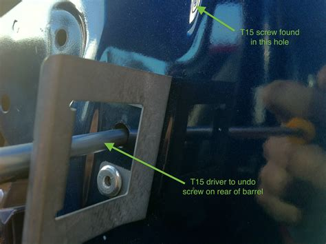 locks how to remove driver s side front door handle on a