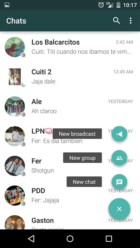 material design app xda app share whatsapp material design d openso android