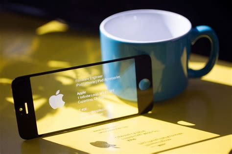 Business Cards That Look Like Iphone