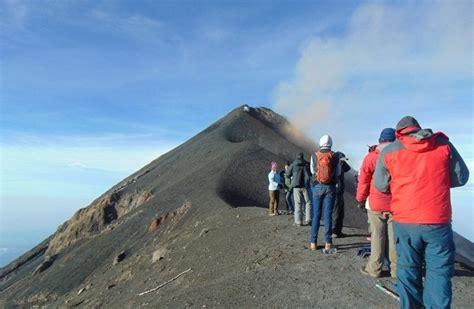 imagenes libres guatemala los siete volcanes de guatemala ideales para principiantes