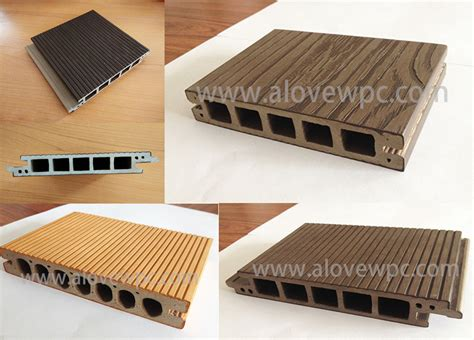 Wood Slat by Wood Plastic Composite Wall Cladding Facade Panels Water Proof Anti Uv Exterior Timber Like Wall