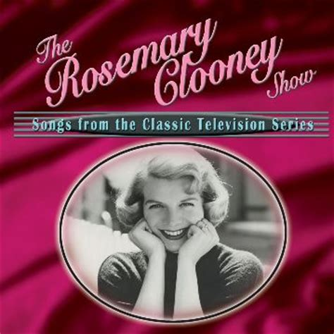 rosemary clooney god bless america the rosemary clooney palladium discography