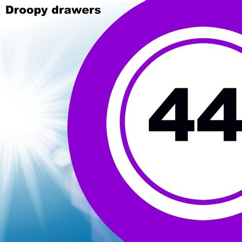 Droopy Drawers by Bingo With No Deposit Required