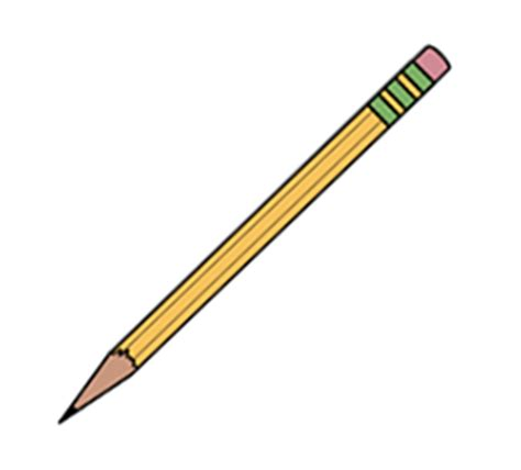 Simple Cartoon Pencil Drawing Lesson