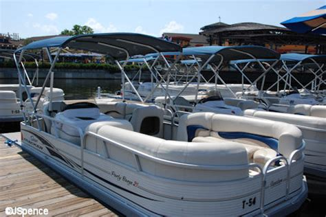 pontoon boat rental disney a lazy afternoon on sassagoula river the world